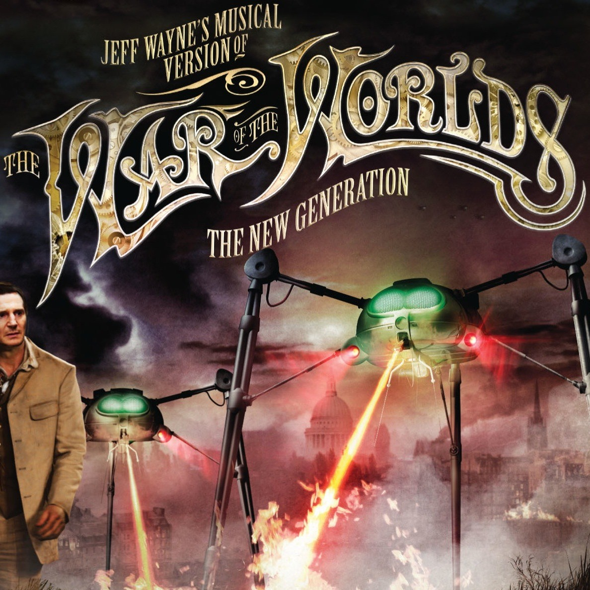 The War of The Worlds – Tour